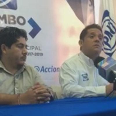 DISPUTA PAN 'BASTIÓN' DEL PRD EN CANCÚN: Dice dirigente que los números deben decidir qué partido pondrá candidato en alianza