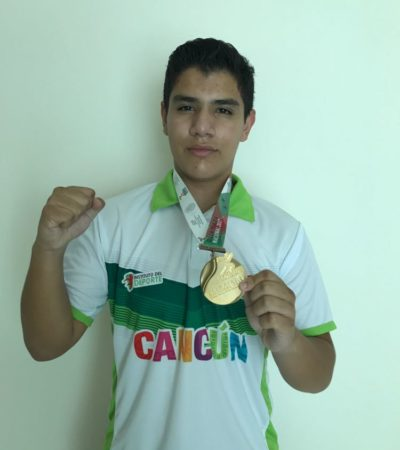 El pugilista Armando Pérez Mosso, premio municipal al mérito deportivo