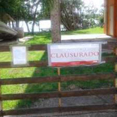 Clausura Profepa proyecto inmobiliario en Laguna Guerrero por dañar mangle