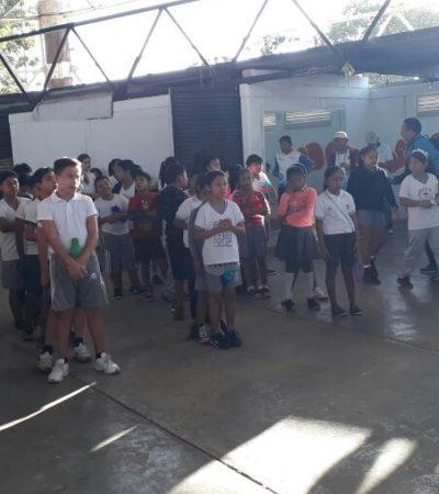 Participan más de 750 niños y jóvenes en programa 'Semilleros Deportivos' en Solidaridad