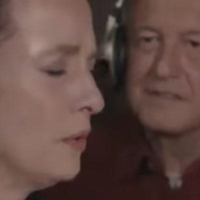 VIDEO | VAYA FORMA DE… ¿INICIAR CAMPAÑA?: Beatriz Gutiérrez Müller, esposa de AMLO, canta 'El Necio', de Silvio Rodríguez