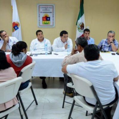 REUNIÓN DE DIPUTADOS CON TRANSPORTISTAS: Ley de Movilidad busca acabar con anarquía en permisos para transporte de carga, dicen
