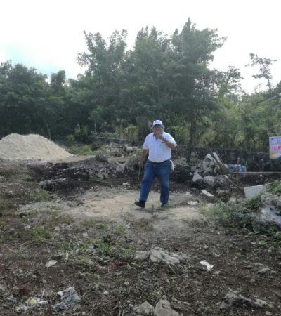 Presenta Sedetus formal denuncia por fraude con terrenos en Cozumel