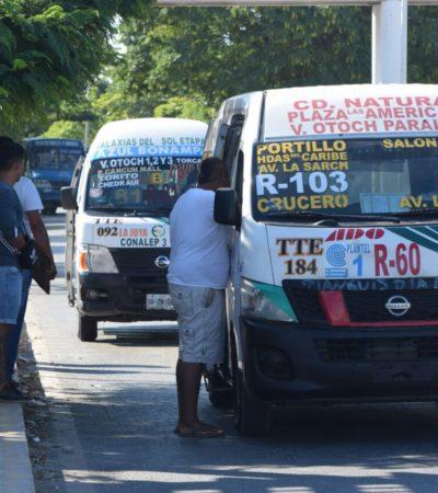 Afirma titular de Sintra que no hay luz verde a oficios autorizados para el aumento en las tarifas del transporte urbano