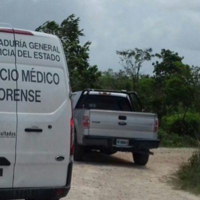 OTRO EJECUTADO: Hallan cuerpo de hombre 'levantado' ayer en Leona Vicario