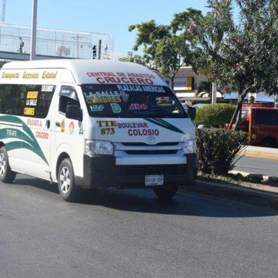 Alza al transporte está autorizada aunque unidades de TTE no cumplen medidas de seguridad, reconoce Sintra