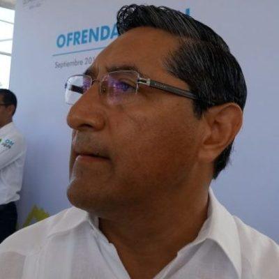 """""""ESTOY DESCARTADO COMPLETAMENTE"""": Reitera Juan Vergara que no va por ningún cargo en 2018"""