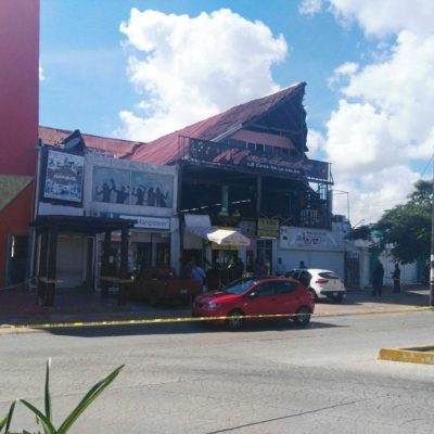 BALEAN A UN HOMBRE EN CANCÚN: Ataque en la Yaxchilán con Uxmal durante un asalto