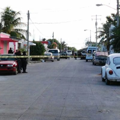 INVESTIGAN PRESUNTO AJUSTE DE CUENTAS DEL NARCO: Descuartizado en Cancún sería taxista de la Zona Hotelera