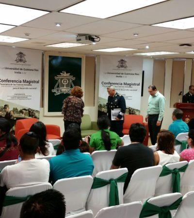 ASESINATOS, NO SON NI UNO DIARIO: Cuestión de 'percepción', el índice delictivo en Cancún, dice Comandante de la 34 Zona Militar
