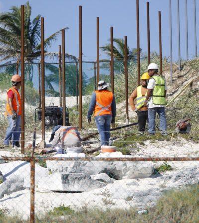 INICIA CONSTRUCCIÓN DE HOTEL JUNTO A PLAYA DELFINES: Causa polémica inversión de 90 mdd para levantar otros 450 cuartos hoteleros en Cancún