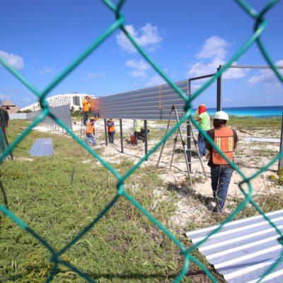 ESPECIAL   ¿CONSPIRACIÓN VERDE EN CANCÚN?: Proyecto de hotel Gran Solaris junto a playa Delfines violenta reglamentos federales y municipales y aún así va