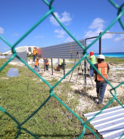 ESPECIAL | ¿CONSPIRACIÓN VERDE EN CANCÚN?: Proyecto de hotel Gran Solaris junto a playa Delfines violenta reglamentos federales y municipales y aún así va