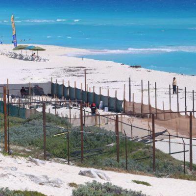 Fonatur se dice ajeno al proyecto de hotel junto a playa Delfines