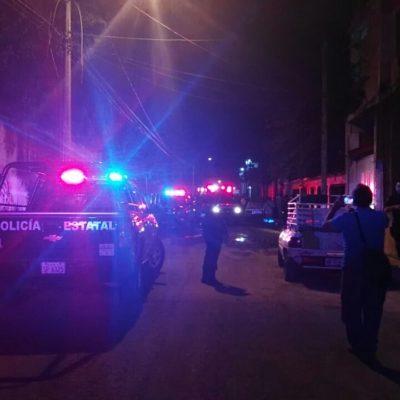 ACTUALIZACIÓN | SE 'CALIENTA' LA NOCHE EN CANCÚN: Reportan baleados por el bar 'Las Brujas' de la Región 94 y otro lesionado en la Región 72 por la Ruta 5; muere uno en el hospital