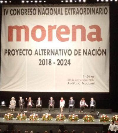 Rompeolas: Siguen 'aterrizando' a Morena 'refuerzos' procedentes del PRI