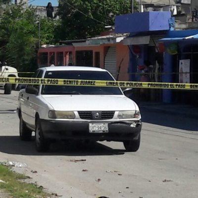 Encuentran en la Región 221 un Tsuru presuntamente robado en Cancún