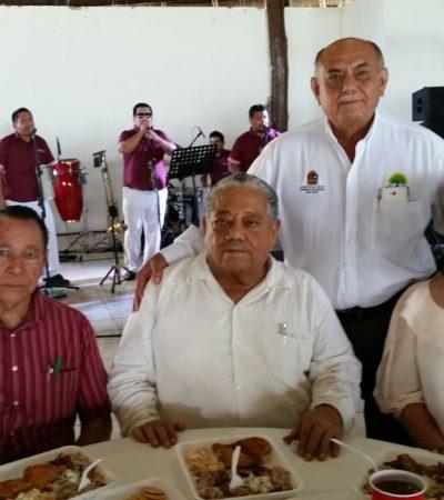 JUNTOS PERO NO REVUELTOS…: Reviven políticos de Chetumal las 'Comidas de la Amistad'