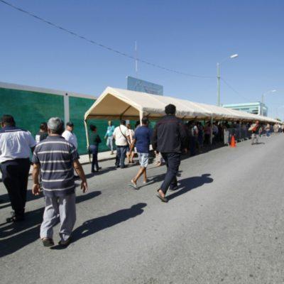 ELECCIÓN SINDICAL EN CANCÚN: 4 mil 643 socios concesionarios taxistas votaron; inicia conteo en la sede del gremio