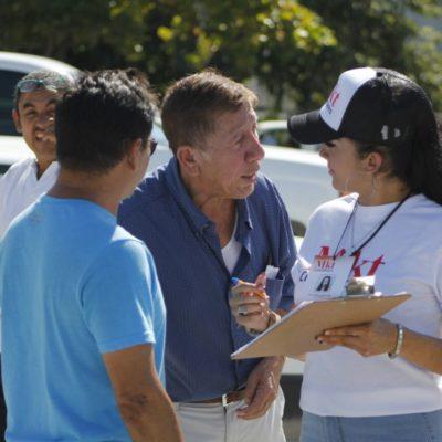 Como jornada para cargos de elección popular, casa encuestadora realiza conteos de salida en elección de taxistas