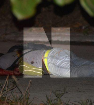 EJECUTADO A MEDIA CALLE POR CORALES: Matan a un hombre en la Región 77; suman 192 casos en el año en Cancún