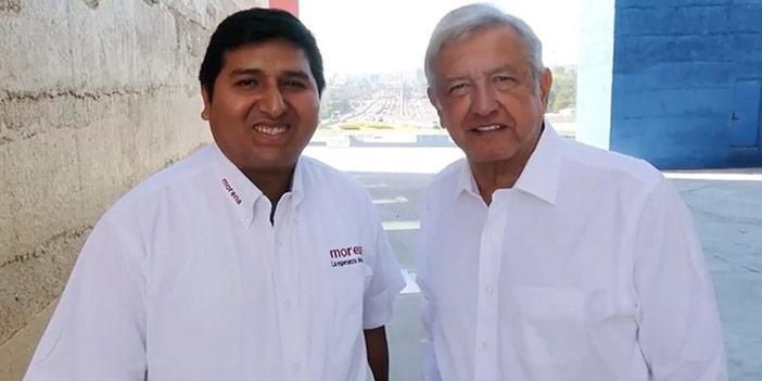 'Destapa' AMLO a maestro rural y sin vínculos con el PRI como eventual candidato de Morena en Yucatán
