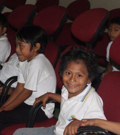 Caravana de la Ciencia para Todos llegó a Tulum