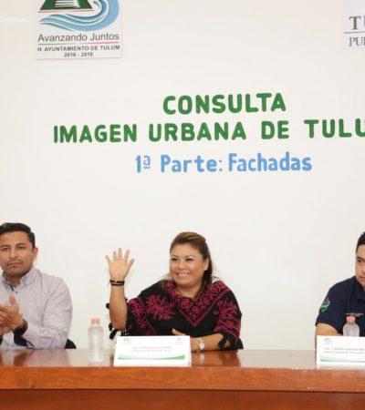 Inicia ayuntamiento Consulta Pública para el Reglamento de Imagen Urbana del Municipio de Tulum