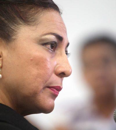 Recorte federal pegará arubros educativos en 2018, anticipa Marisol Alamilla