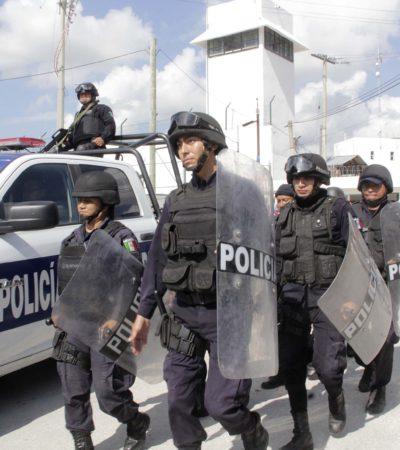 CÁRCEL DE CANCÚN SIGUE REPROBADA: El penal se encuentra entre las dos peores del país y no se ven avances, dice ombudsman