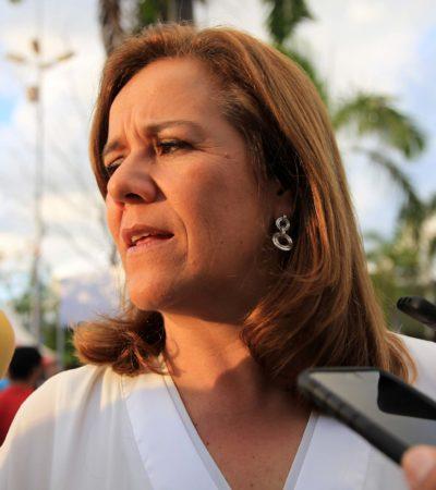 Acusa Margarita Zavala inconsistencias en el proceso de recolección de firmas por parte del INE