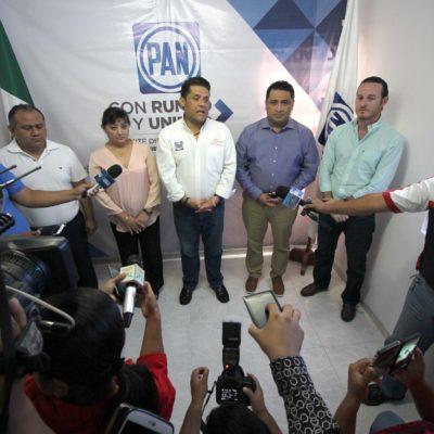 Propondrá PAN encuestas para elegir candidato para Cancún; Mara Lezama sí es opción a la alcaldía, dice