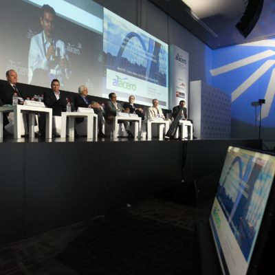 Se reúne grupo de Mercosur en Congreso ALACERO que concluyó en Cancún