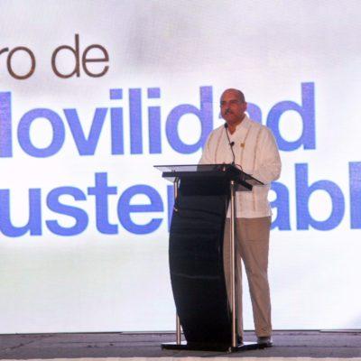 """""""ELLOS QUIEREN MÁS…"""" SINTRA LE PONE 'PEROS' A UBER: Cancún no aguantaría 10 mil unidades de la plataforma digital, dice Portilla Mánica"""
