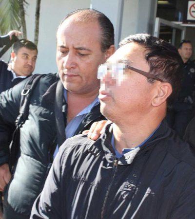 LE EMBARGAN ¡UN TSURU! A 'OPERADOR' DE BETO | INCAUTAN PROPIEDADES DE ERCE BARRÓN: Le quitan tres inmuebles y dos vehículos al ex funcionario borgista en prisión en Chetumal