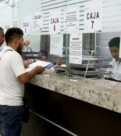 Si no estás al corriente… habrá descuentos para regularización de pagos en la comuna de Cancún