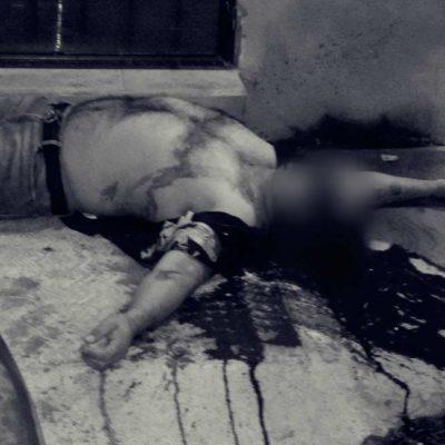 Se confirma que el ejecutado 173 era taxista de Cancún