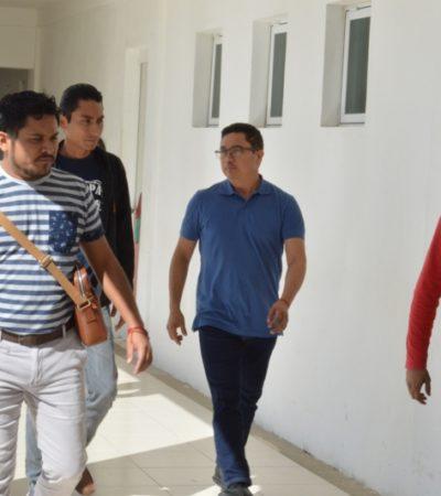 BORGISTA EN EL BANQUILLO: Defensa de Erce Barrón presenta 12 cajas con expedientes; se prolonga hasta la madrugada audiencia a puerta cerrada