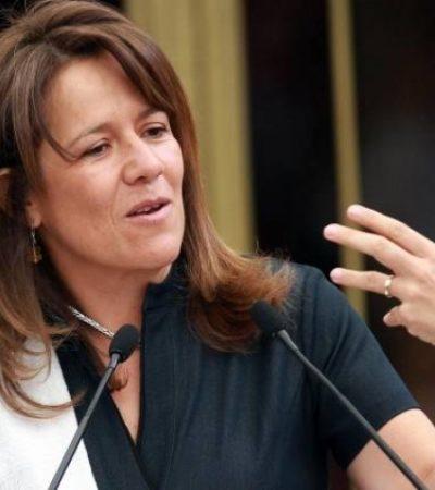 Encabezará hoy miércoles Margarita Zavala firmas de apoyo en Cancún