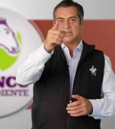 Aventaja 'El Bronco' en la recolecta de firmas para lograr la candidatura independiente a la Presidencia