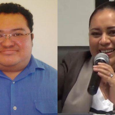Emite Derechos Humanos medida cautelar contra Alcaldesa Perla Tun por agresiones verbales contra regidor José Luis Chacón