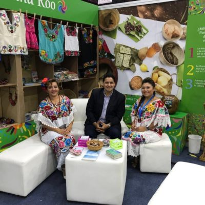 Arranca 4ª Feria Nacional de Pueblos Mágicos Nuevo León 2017 con la participación de Tulum
