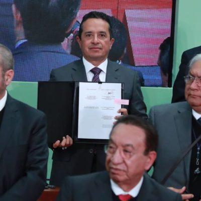 Quintana Roo, primer lugar en generación de empleo: Carlos Joaquín