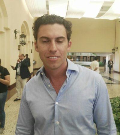No regresará Mauricio Rodríguez Marrufo al Ayuntamiento: Remberto Estrada