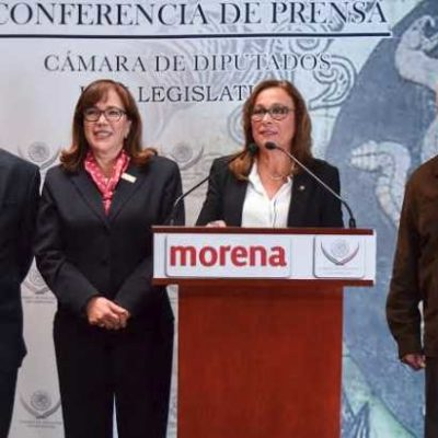 QUE ESTABAN BORRACHAS LAS LEGISLADORAS: Exige Morena disculpa pública de diputadas priistas por gritos homofóbicos en el Congreso
