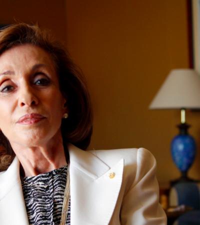 A los 76 años, fallece la ex Canciller Rosario Green, embajadora emérita de México