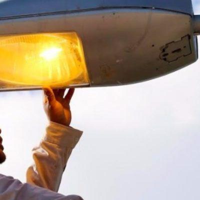 Gana empresa de Monterrey licitación por 20 años para cambiar 52 mil lámparas en Cancún