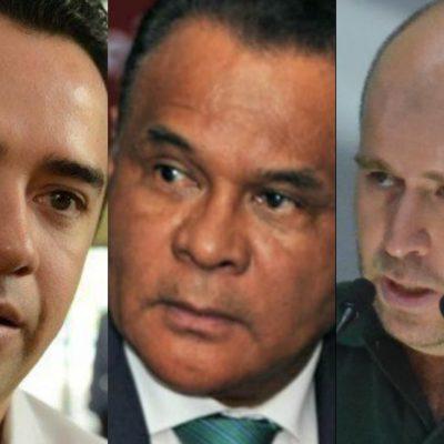 Rompeolas: Hendricks, 'Chanito', De la Peña, Paul…, suenan en el PRI-PVEM