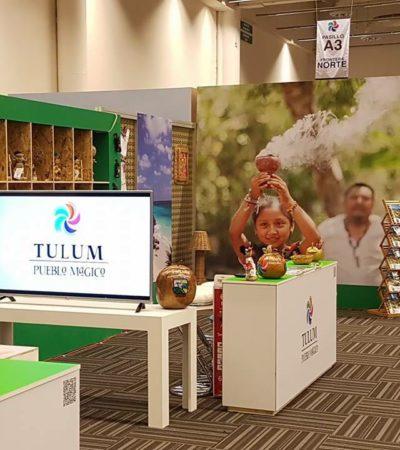 """Tulum, presente en la Cuarta Edición de """"Pueblos Mágicos"""""""
