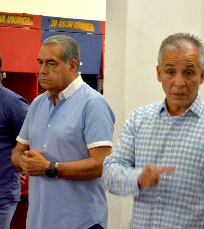 Presentan Sergio Bueno como nuevo director técnico del Atlante